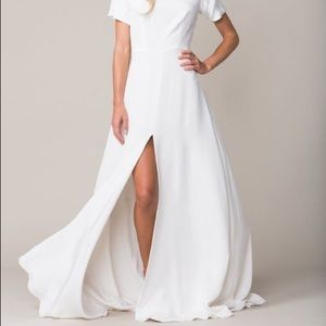 462383d917 New Sarah Seven Sullivan size 6 wedding dress gown